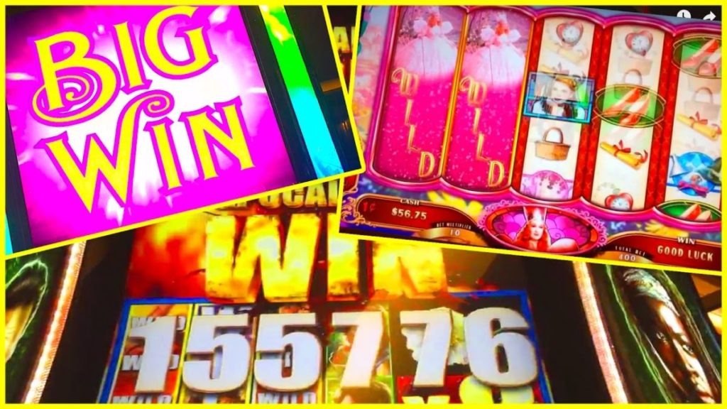 Best slot machines to play at twin river