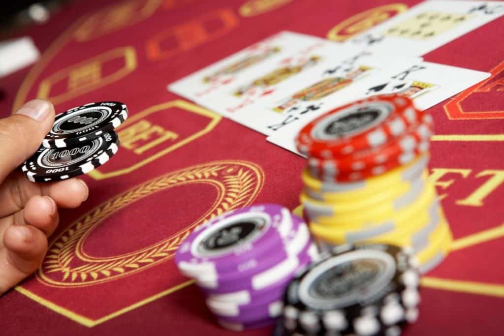Small claims court gambling debt