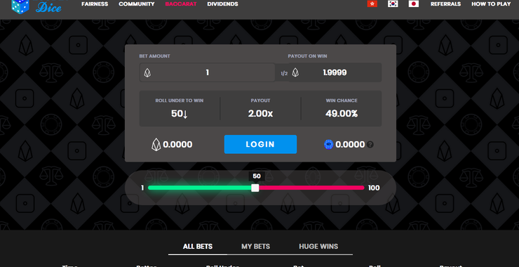Play casino games with bitcoin